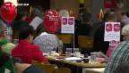 Video «SP-Delegierte halten an den Bilateralen fest» abspielen