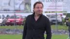 Video «Beat Schlatter: Vom Schauspieler zum Fussballtrainer» abspielen