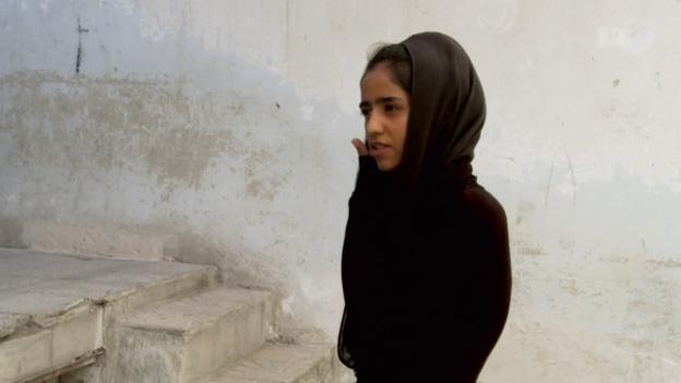 Video «Sonita - Rappen gegen die Zwangsheirat» abspielen