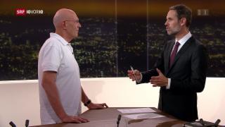 Video «FOKUS: Dieter Kissling erläutert die flexiblen Arbeitszeiten » abspielen