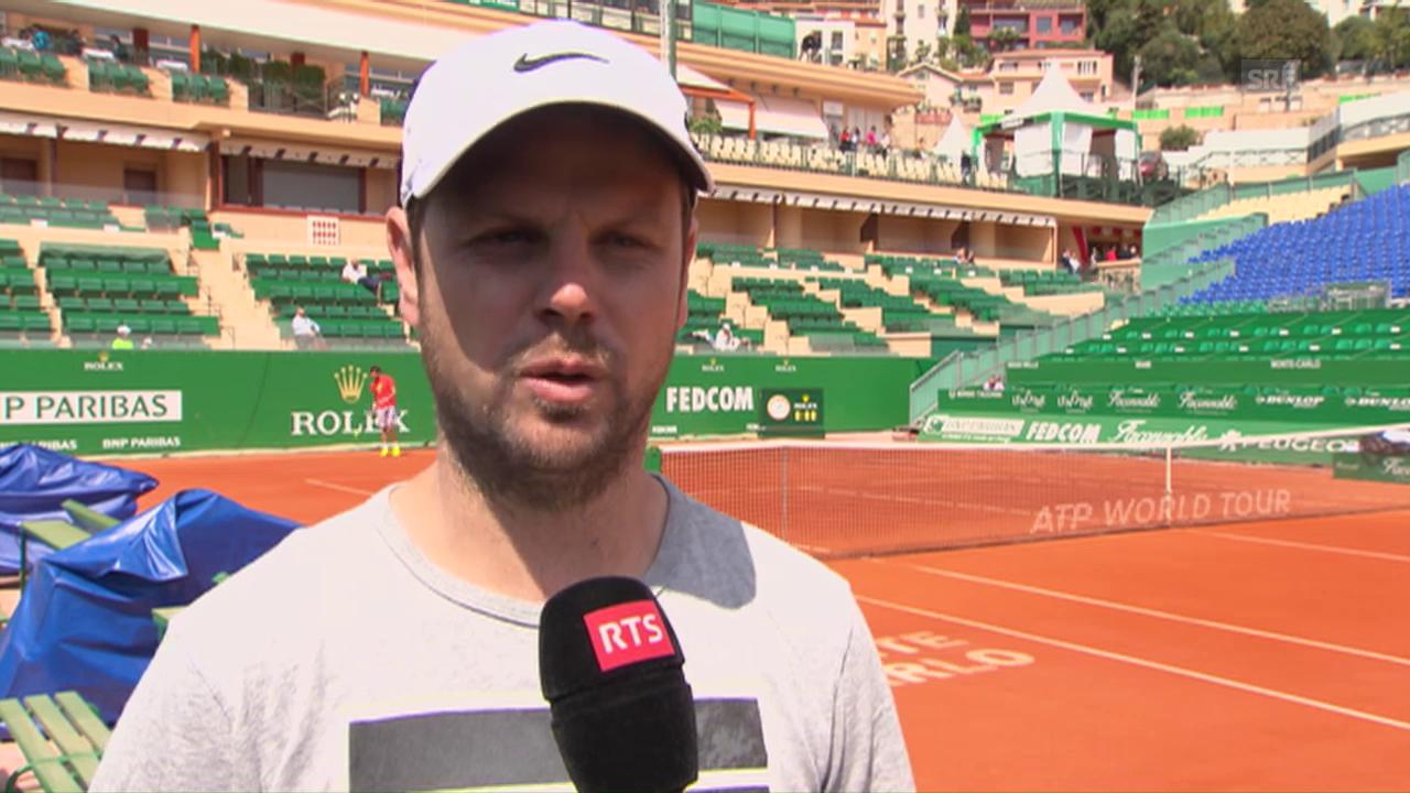 Lüthi: «Roger hat super trainiert»