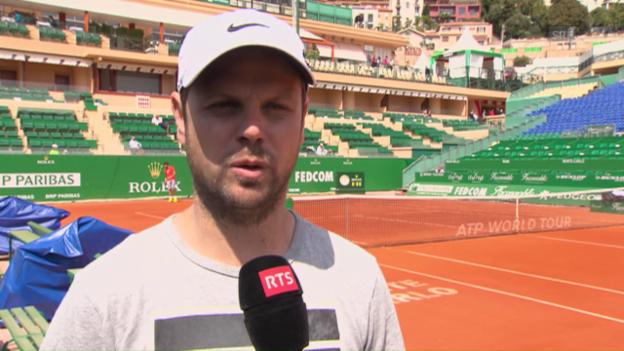 Video «Lüthi: «Roger hat super trainiert»» abspielen