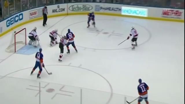 NHL: Tavares-Show gegen die Devils