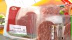 Video «Warnung vor Fleisch in Gasverpackung» abspielen