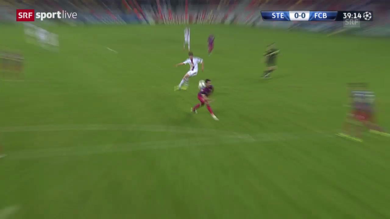 Highlights Steaua - Basel («sportlive»)