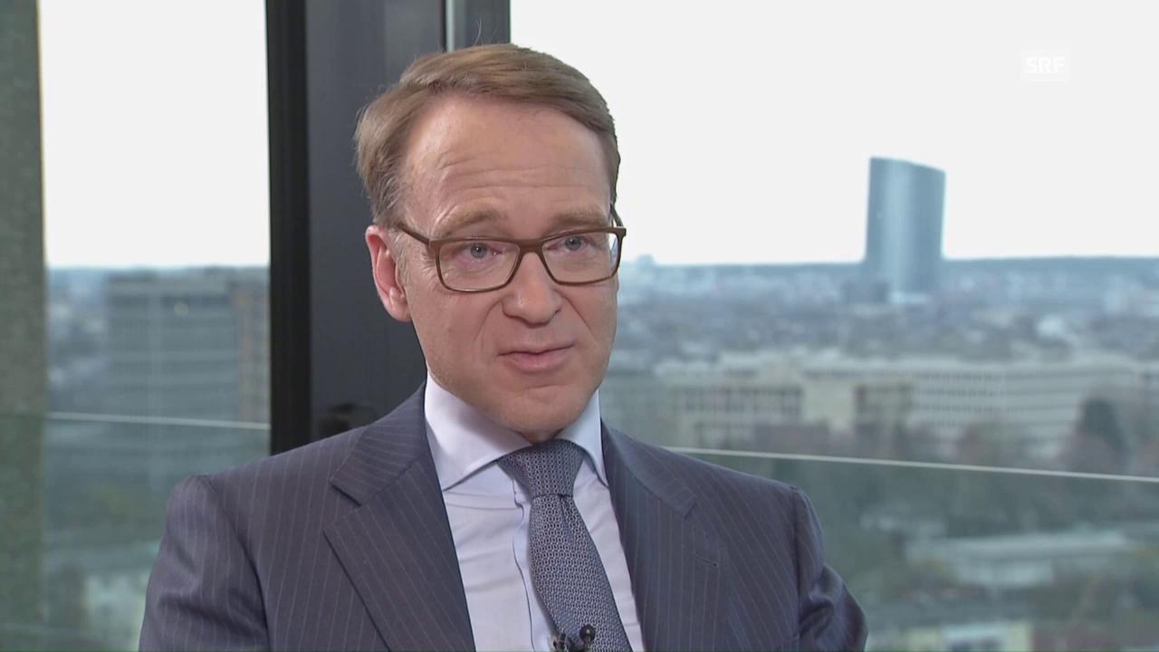 Jens Weidmann über die französischen Wahlen