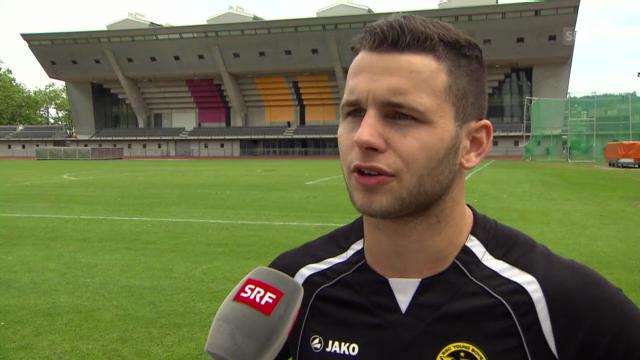Interview mit Renato Steffen vor Duell mit Ex-Klub Thun