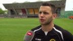 Video «Interview mit Renato Steffen vor Duell mit Ex-Klub Thun» abspielen