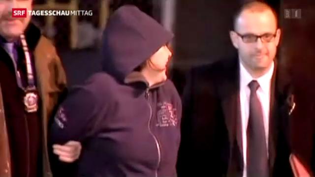 Mutmassliche U-Bahn-Schubserin verhaftet