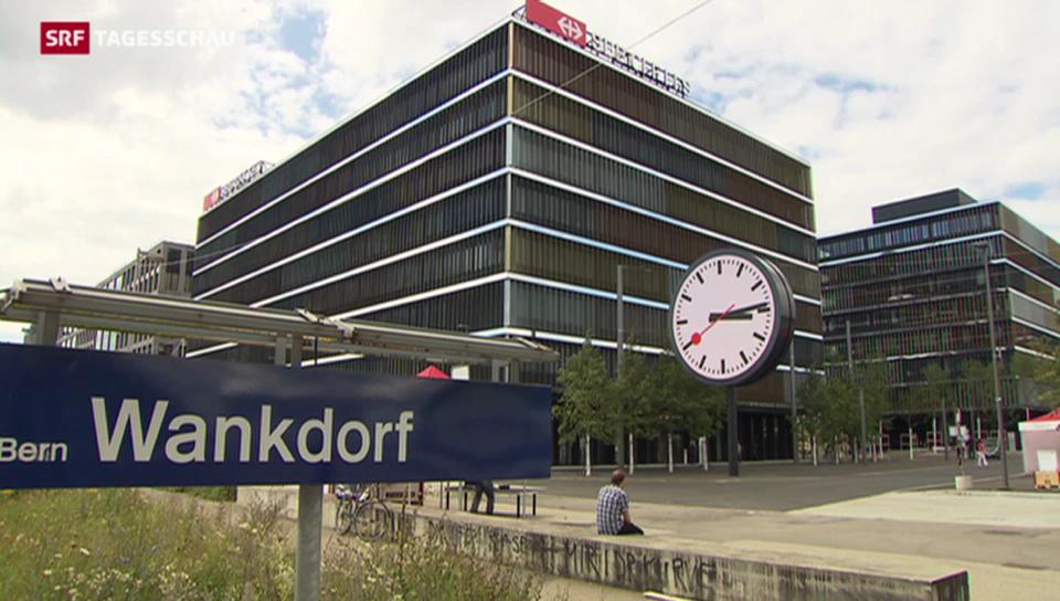 SBB erhält neuen Hauptsitz