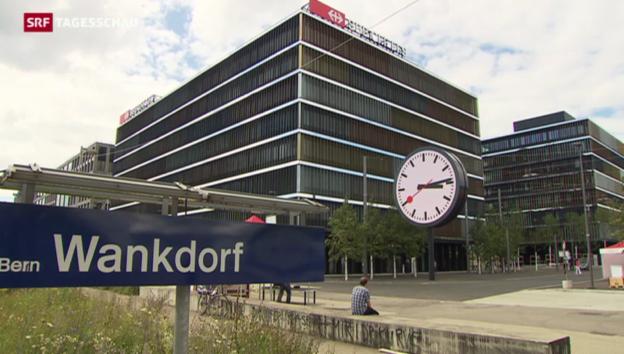 Video «SBB erhält neuen Hauptsitz» abspielen
