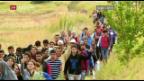 Video «EU-Verteilungsprogramm für Flüchtlinge endet nach zwei Jahren» abspielen