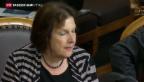 Video «Ständerat mit Kompromisslösung für Prämien-Rückzahlung» abspielen
