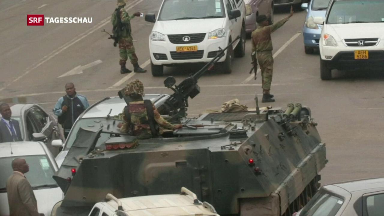 Militär übernimmt Kontrolle