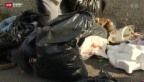 Video «Gefälschte gebührenpflichtige Abfallsäcke im Umlauf» abspielen