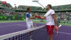 Video «Tennis: Wawrinka - Gimeno-Traver» abspielen