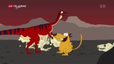 Link öffnet eine Lightbox. Video Ralph und die Dinosaurier: Unaysaurus (21/26) abspielen