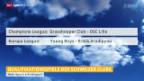 Video «Fussball: Die CL- und EL-Gegner der Schweizer Klubs» abspielen