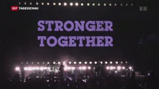 Video «US-Präsidentschaftswahl: letztes Wahlkampfwochenende» abspielen