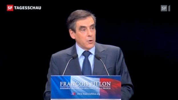 Video «UMP wählt neuen Partei-Präsidenten» abspielen