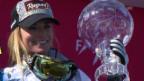 Video «Hier erhält Lara Gut die grosse Kristallkugel» abspielen