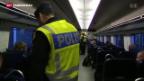 Video «Schweden führt vorübergehend wieder Grenzkontrollen ein» abspielen