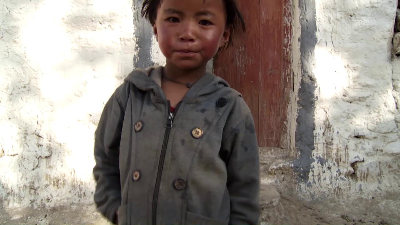 Sam Dzong erwacht