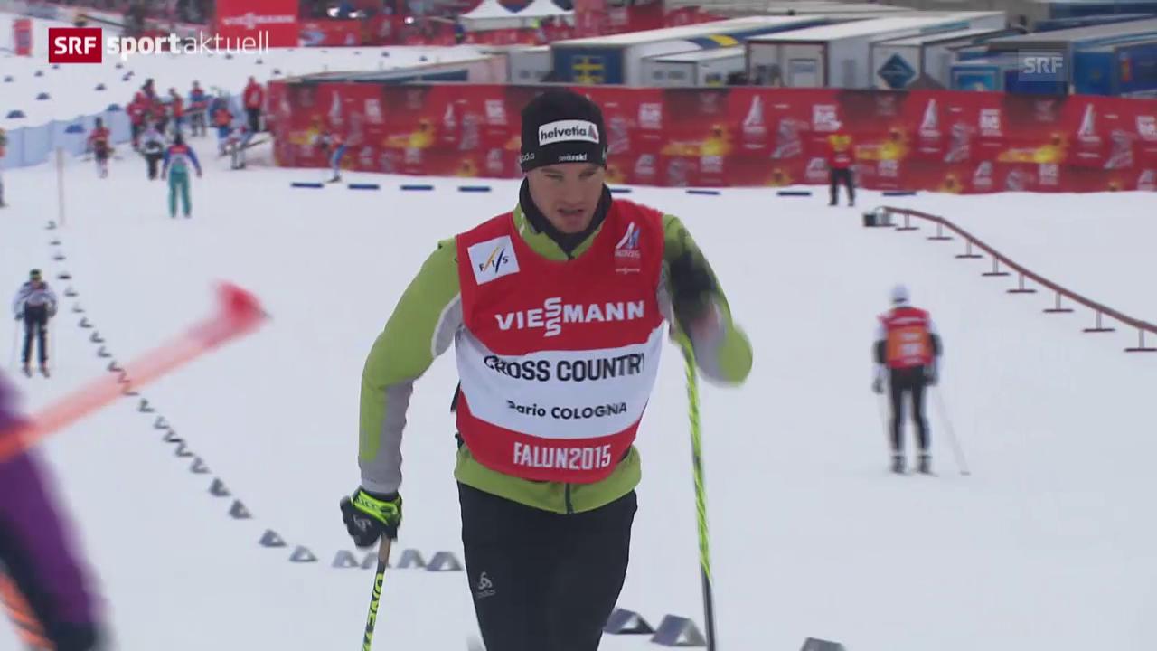 Langlauf: WM Falun, Vorschau 50 km Männer
