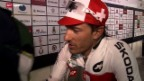 Video «Rad: Interview mit Fabian Cancellara» abspielen