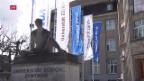 Video «Treffen der Universitätsrektoren in Zürich» abspielen