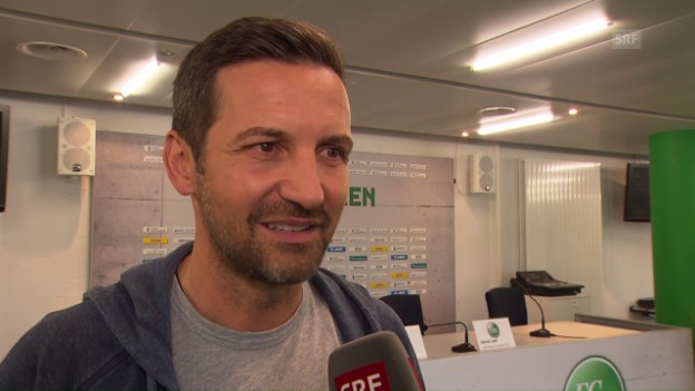 Video «Joe Zinnbauer: «Wenn schon muss Uli Forte Champagner schicken»» abspielen