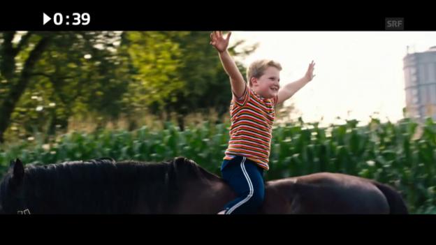 Video «Kinostart: «Der Junge muss an die frische Luft»» abspielen