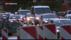 Video «Lösungsvorschläge gegen Stau auf der Autobahn» abspielen
