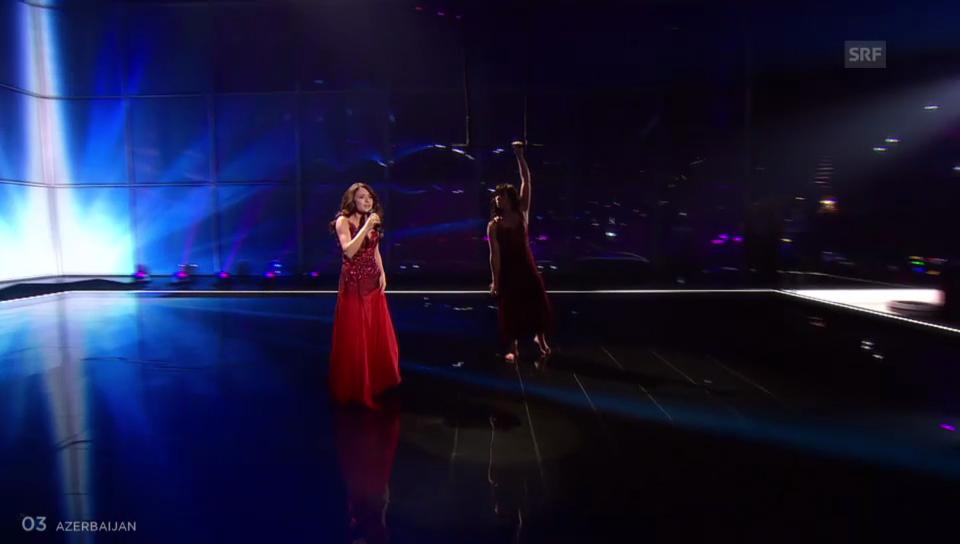Aserbaidschan – Dilara Kazimova mit «Start A Fire»