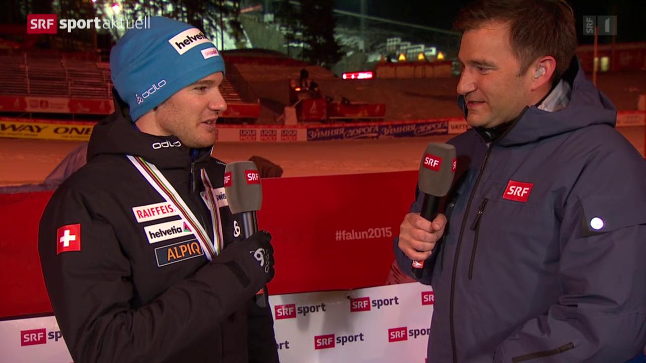 Ski nordisch: Gespräch mit Dario Cologna