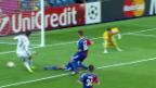 Video «Fussball: Basel verliert bei Real 1:5» abspielen