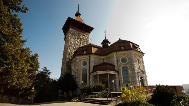 Glockengeläut der Antoniuskirche in Niedergösgen