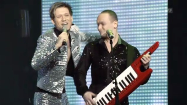 Video «Lettland: PeR, «Here We Go»» abspielen