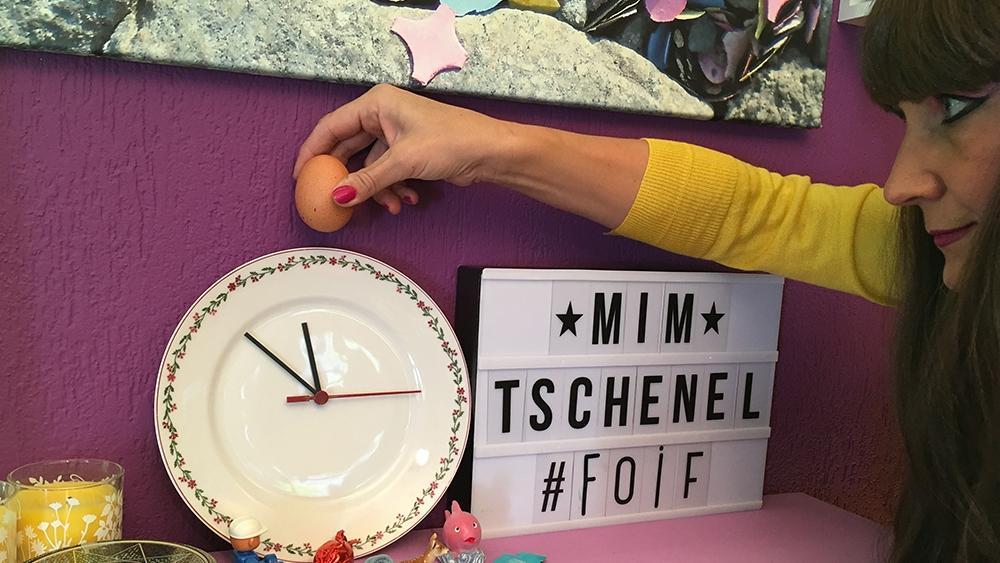 Mim Tschenel #5 «Musigräzel»