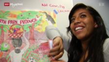Link öffnet eine Lightbox. Video Teens in the USA: Rosa (6/6) abspielen