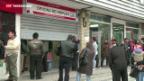 Video «Arbeitslosigkeit in Euro-Zone auf Höchststand» abspielen