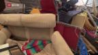Video «Ein Pilotprojekt für Möbelrecycling» abspielen