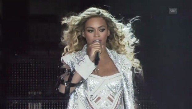Video «Beyoncé: «The Mrs. Carter Show World Tour»» abspielen