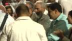 Video «Fidel Castro feiert 90. Geburtstag» abspielen