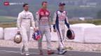 Video «Motorsport: Das Schweizer Trio vor den 24 Stunden vor Le Mans» abspielen