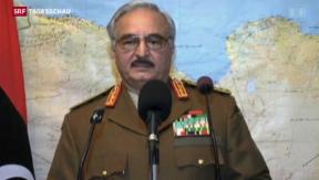 Video «Regierungs-Chaos in Libyen» abspielen