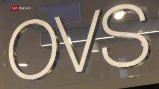 Video «OVS steht in der Schweiz vor dem Konkurs» abspielen