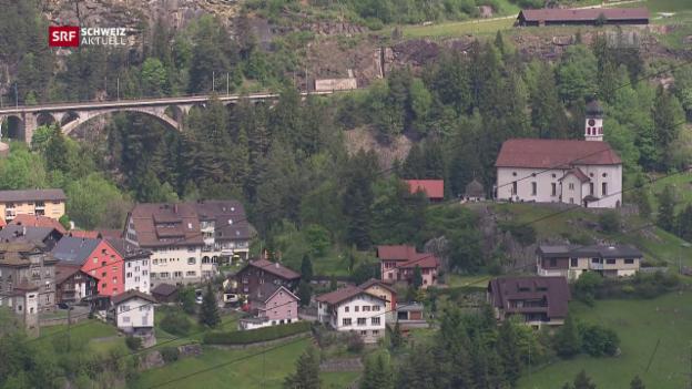 Video «Schweiz aktuell vom 01.06.2017» abspielen