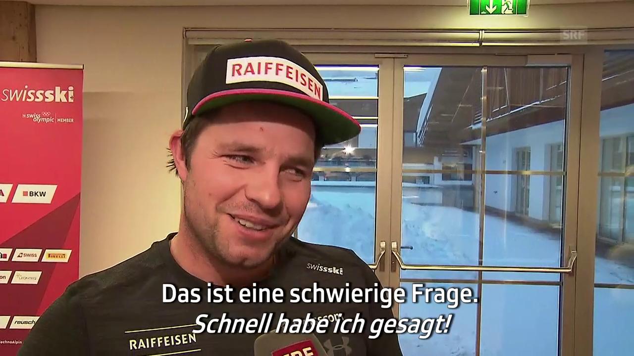 Lieber Kitzbühel-Sieg oder Olympia-Gold?