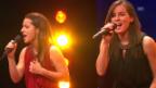 Video «Natacha & Stéphanie – «Une terre sans vous»» abspielen